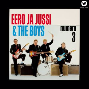 Eero ja Jussi & The Boys: Numero 3