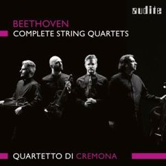 Quartetto di Cremona: String Quartet in E Minor, Op. 59 No. 2: I. Allegro