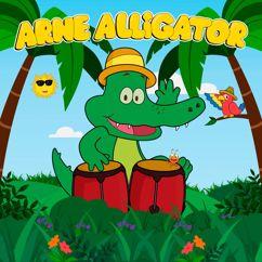 Arne Alligator & Jungletrommen: Arne Alligator (Dansk)