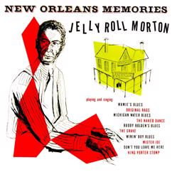Jelly Roll Morton: New Orleans Memories. Vocal & Piano Solos