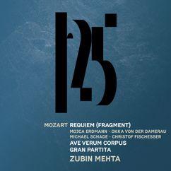 Münchner Philharmoniker, Zubin Mehta: Mozart: Requiem in D Minor, K. 626: IV. Sequentia - Tuba mirum (Live)