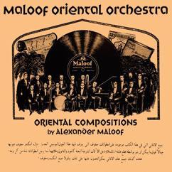 Alexander Maloof: Oriental Compositions