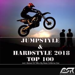 Various Artists: Jumpstyle & Hardstyle 2018 Top 100 (Incl. Bonus DJ Mix by Bass Inferno Inc)