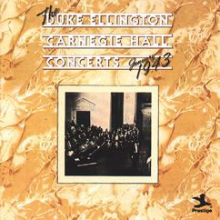 Duke Ellington: Ko-Ko (Live At Carnegie Hall, New York, NY / January 23, 1943)