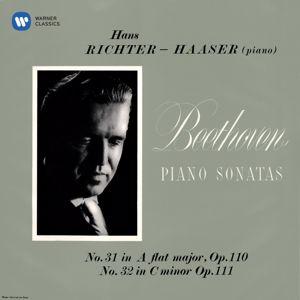 Hans Richter-Haaser: Beethoven: Piano Sonatas Nos. 31, Op. 110 & 32, Op. 111