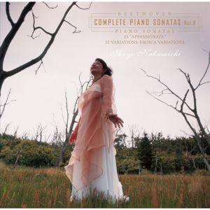 Ikuyo Nakamichi: Beethoven: Complete Piano Sonatas Vol.8