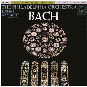 Eugene Ormandy: Orchestral Suite No. 3 in D Major, BWV 1068: Air on the G String