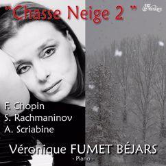 Véronique Fumet Béjars: Chasse neige, Vol. 2
