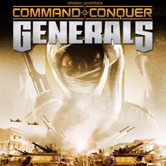 Bill Brown, Frank Klepacki & EA Games Soundtrack: Command & Conquer: Gernerals (Original Soundtrack)