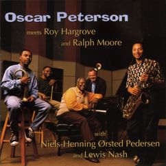 Oscar Peterson, Roy Hargrove, Ralph Moore: Just Friends