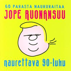 Jope Ruonansuu: Speden spelit