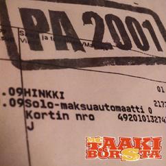 MC Taakibörsta: Riskei on otettava (toinen yritys) (ft.Raimo)