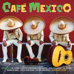 Various Artists: Cafe Mexico - 50 Original Recordings