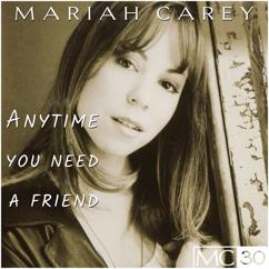 Mariah Carey: Anytime You Need a Friend (Video Edit)