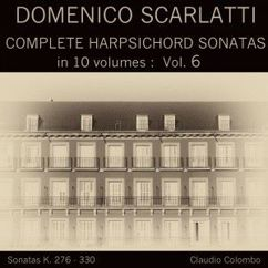 Claudio Colombo: Domenico Scarlatti: Complete Harpsichord Sonatas in 10 volumes, Vol. 6