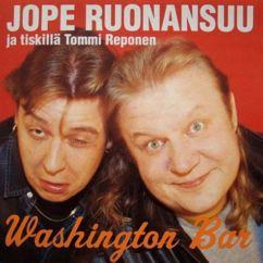 Jope Ruonansuu: Washington Bar