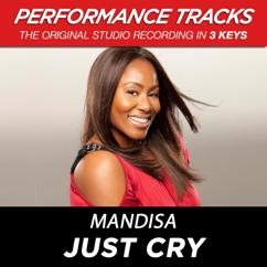 Mandisa: Just Cry (Performance Tracks) - EP