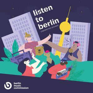 Various Artists: listen to berlin - unexpected Sounds