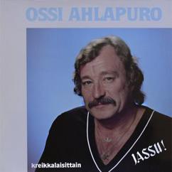 Ossi Ahlapuro: Kohtalo