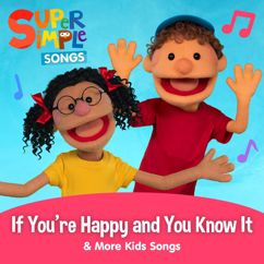 Super Simple Songs: Sitting On The Potty (Sing-Along)