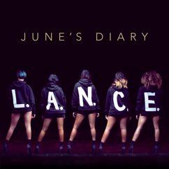 June's Diary: L.A.N.C.E.
