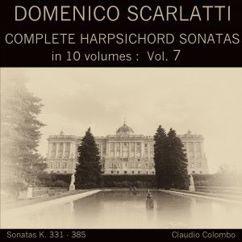 Claudio Colombo: Domenico Scarlatti: Complete Harpsichord Sonatas in 10 volumes, Vol. 7