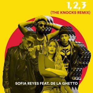 Sofia Reyes, De La Ghetto: 1, 2, 3 (feat. De La Ghetto)