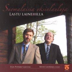Elja Puukko, baritoni / Risto Lauriala, piano: Roineen rannalla