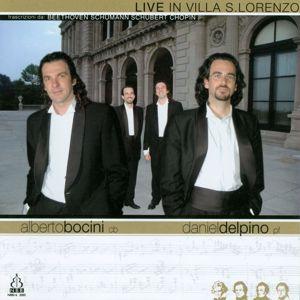 Alberto Bocini & Daniel Del Pino: Live in Villa S. Lorenzo
