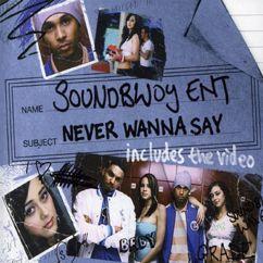 Soundbwoy Ent.: Never Wanna Say