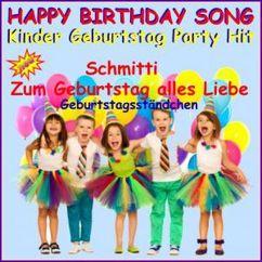 Schmitti: Happy Birthday Song, Kinder-Geburtstag Party Hit