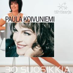 Paula Koivuniemi: Sua vasten aina painautuisin