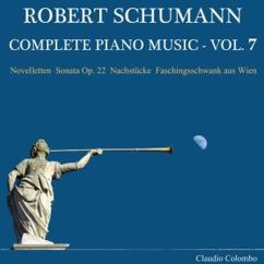 Claudio Colombo: Robert Schumann: Complete Piano Music, Vol. 7