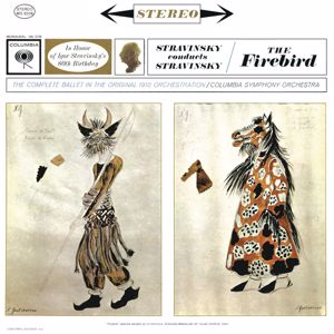 Igor Stravinsky: Stravinsky: The Firebird