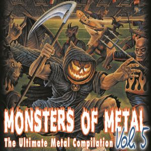 Various Artists: Monsters Of Metal, Vol. 5