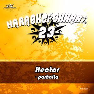Hector: Karaokepokkari 23 - Hector Parhaita
