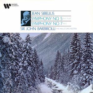 John Barbirolli: Sibelius: Symphonies Nos. 5 & 7
