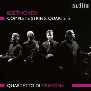 """Quartetto di Cremona: String Quartet in E-Flat Major No. 10, Op. 74 """"Harp Quartet"""": IV. Allegretto con variazioni"""