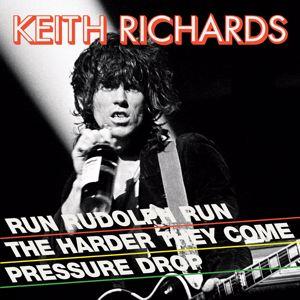 Keith Richards: Run Rudolph Run