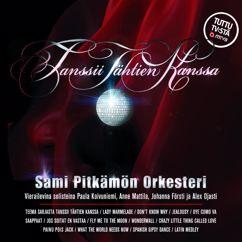 Tanssii Tähtien Kanssa Orkesteri & Sami Pitkämö: Jealousy