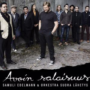 Samuli Edelmann & Orkestra Suora Lähetys: Avoin salaisuus