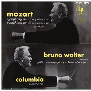 Bruno Walter: Mozart: Symphonies 35 & 40