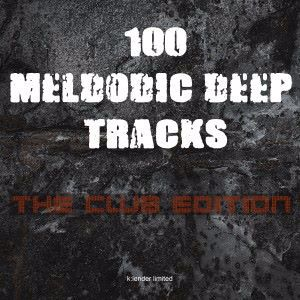 Various Artists: 100 Melodic Deep Tracks: The Club Edition