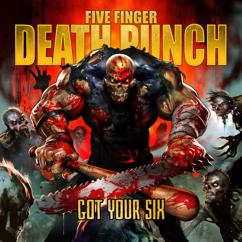 Five Finger Death Punch: Wash It All Away
