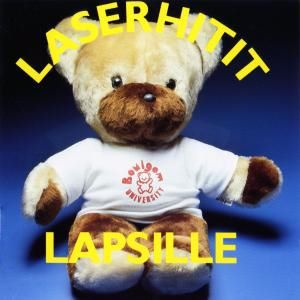 Various Artists: Laserhitit Lapsille