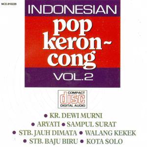 Yuni Arief: Indonesia Pop Keroncong, Vol. 2