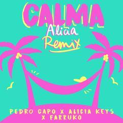Pedro Capó, Alicia Keys & Farruko: Calma
