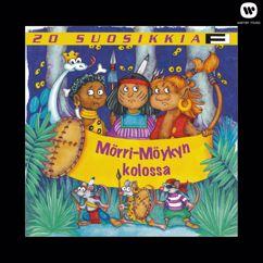 Pupi Möykky, lapsiryhmä Mörri-Möykyt: Mörri-möykyn soittokunta
