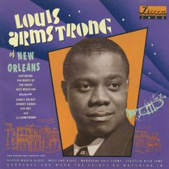 Louis Armstrong: Louis Armstrong Of New Orleans