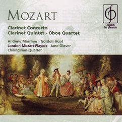 Various Artists: Mozart Clarinet Concerto & Quintet, Oboe Quartet